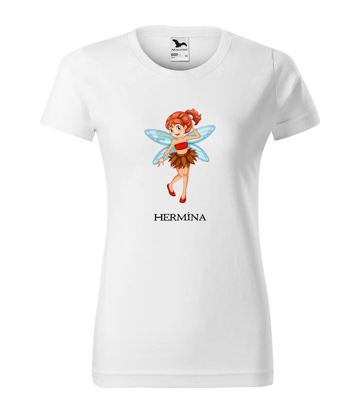 Tričko Víla Hermína