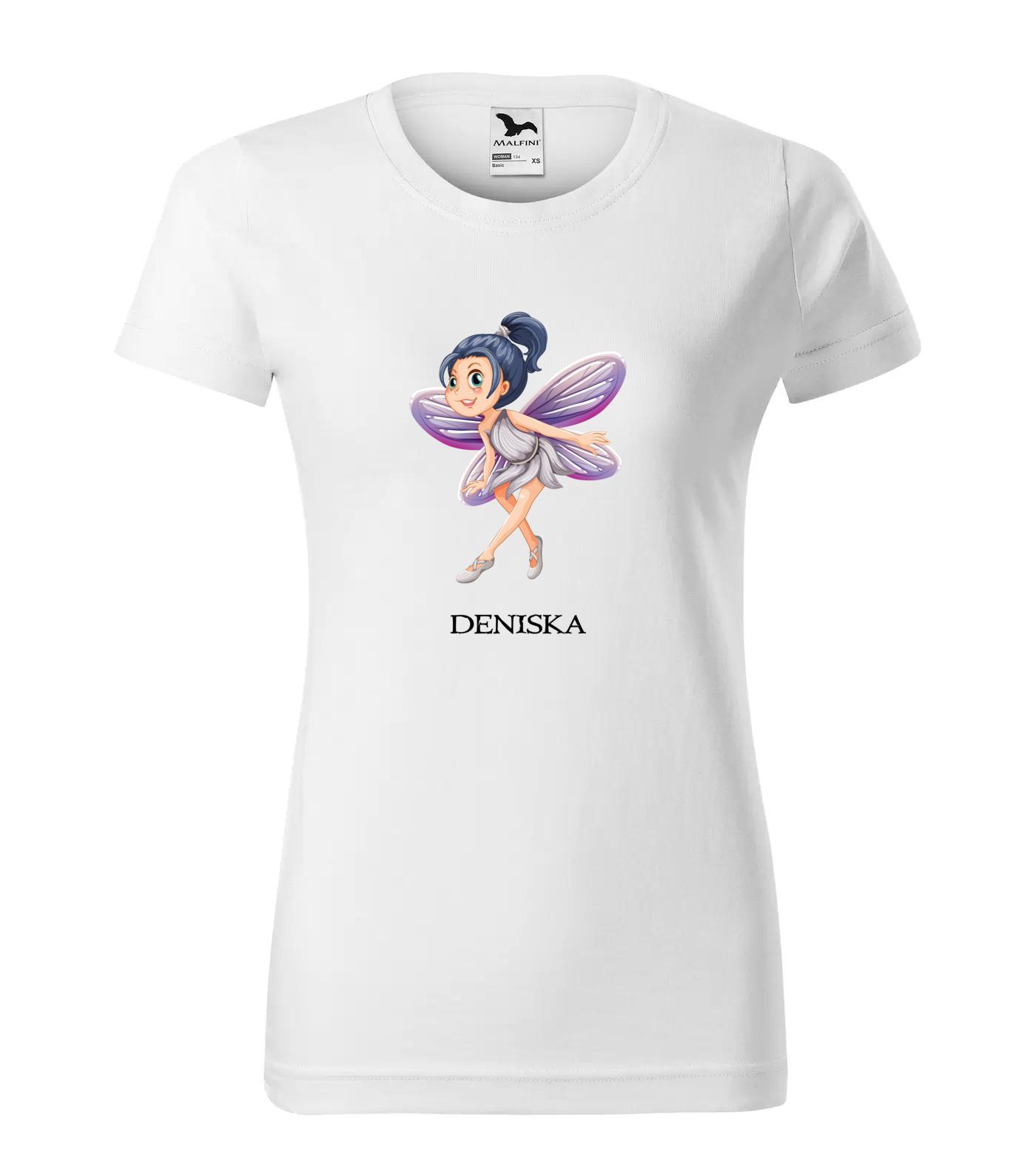 Tričko Víla Deniska