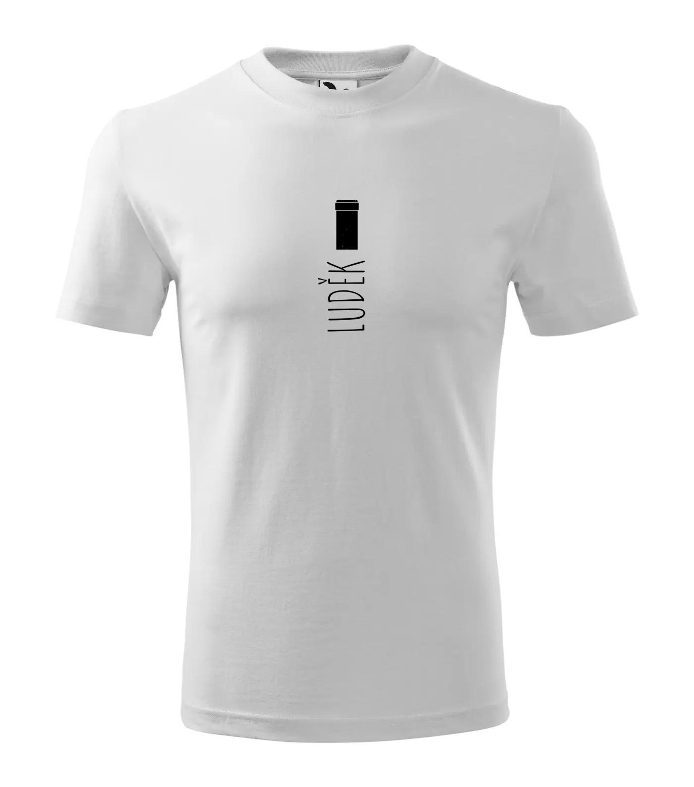 Tričko Luděk