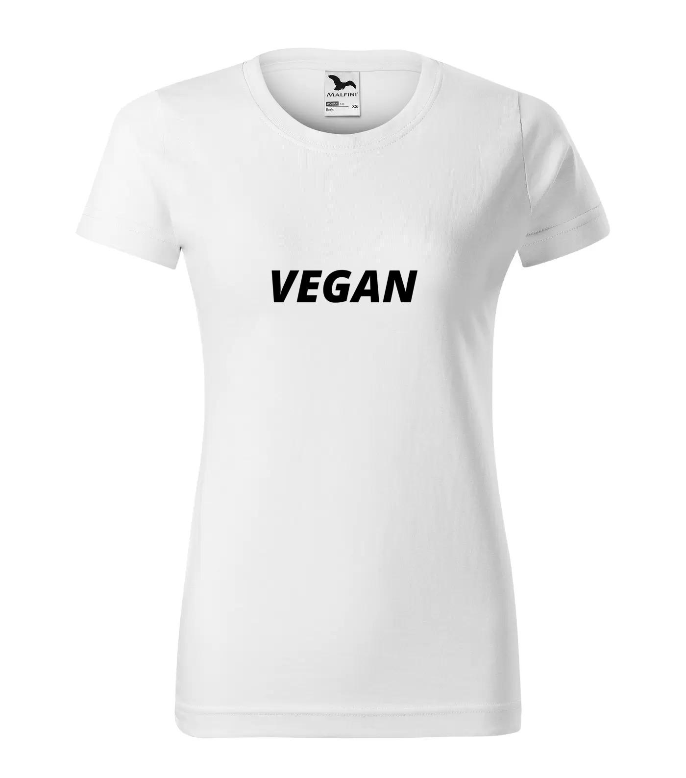 Tričko Vegan 2
