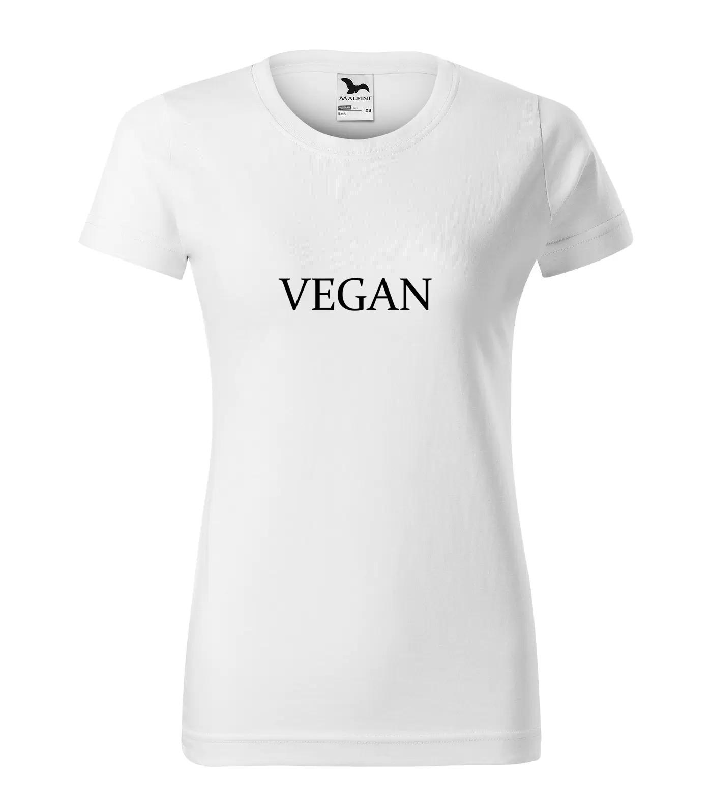 Tričko Vegan 3