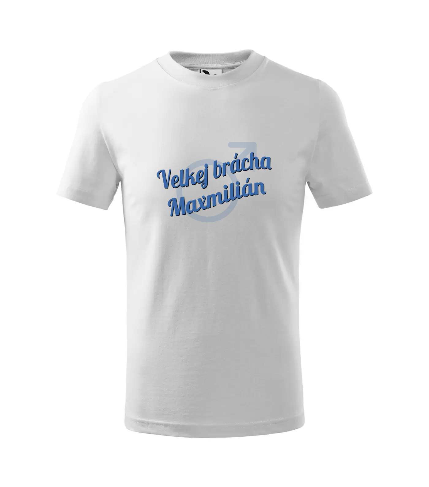 Tričko Velkej brácha Maxmilián