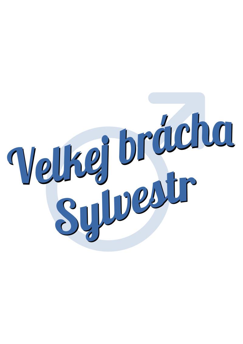 Tričko Velkej brácha Sylvestr