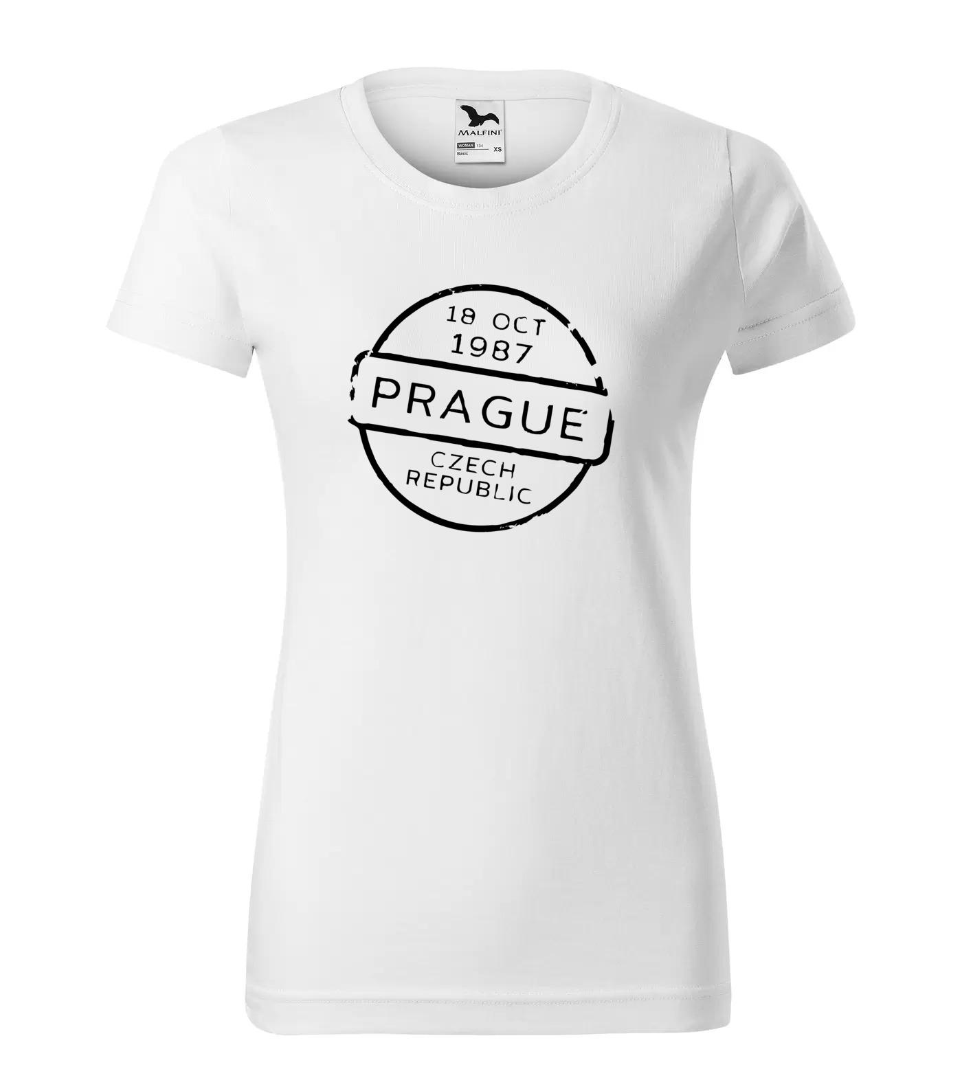 Tričko Prague