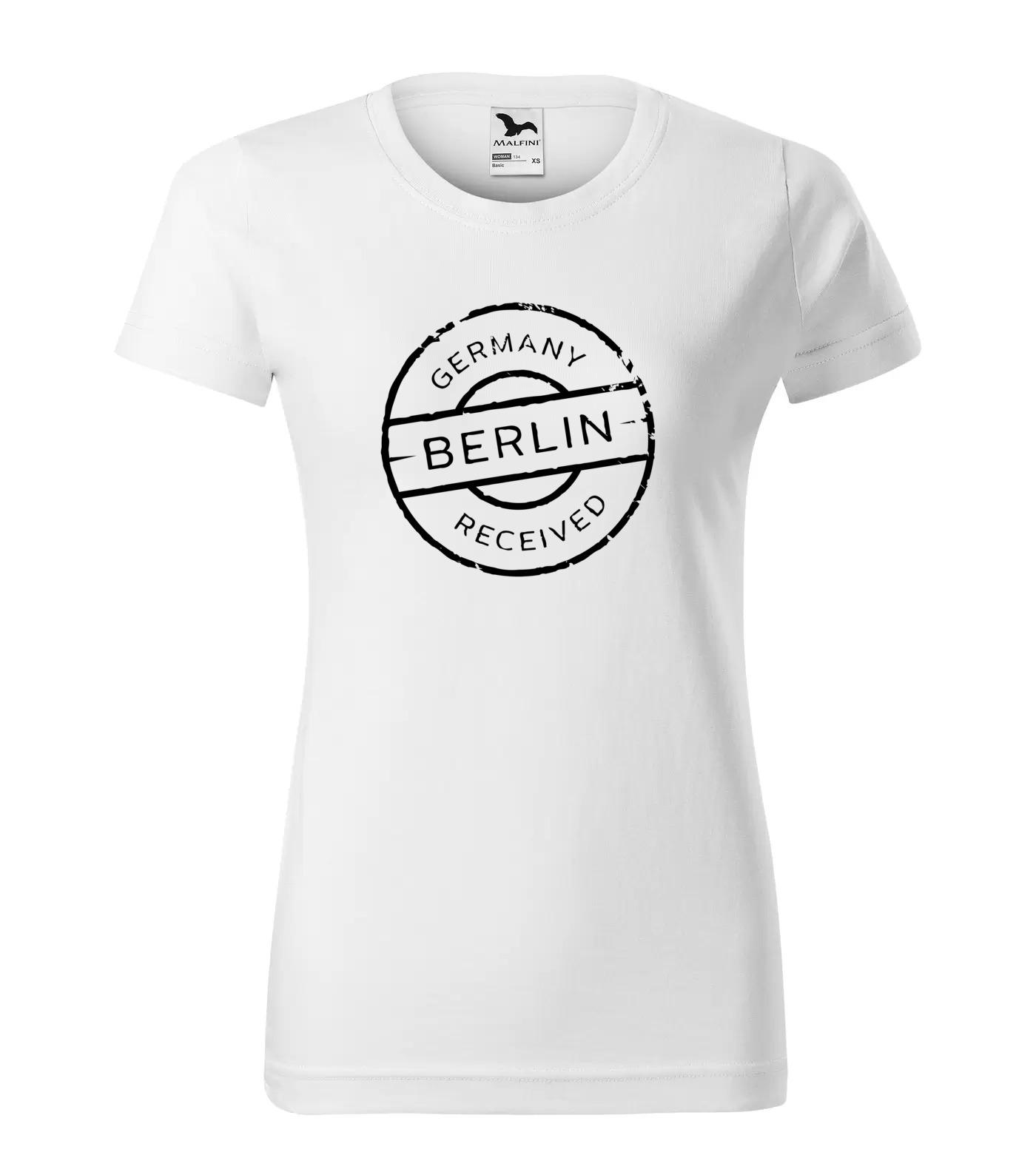 Tričko Berlin