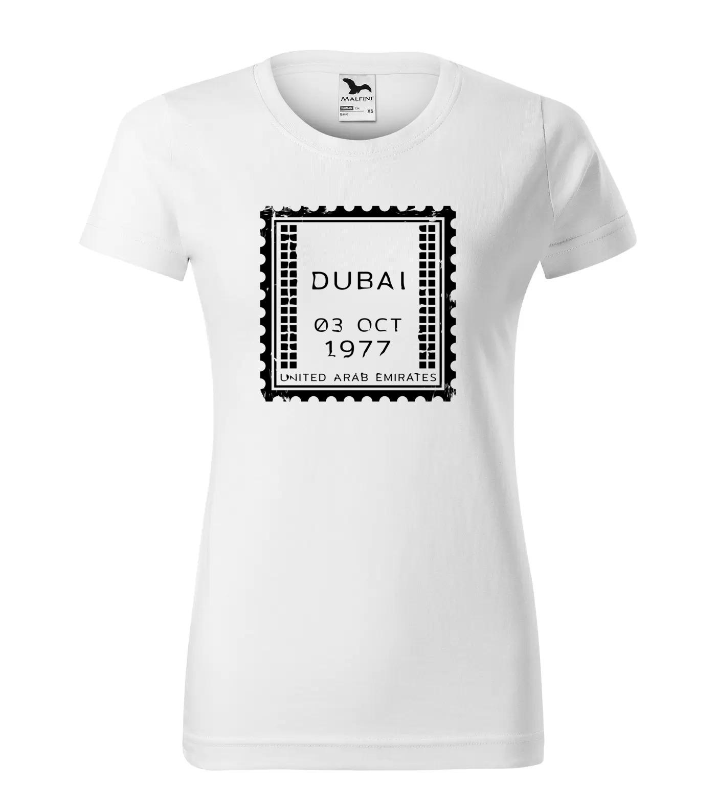 Tričko Dubai