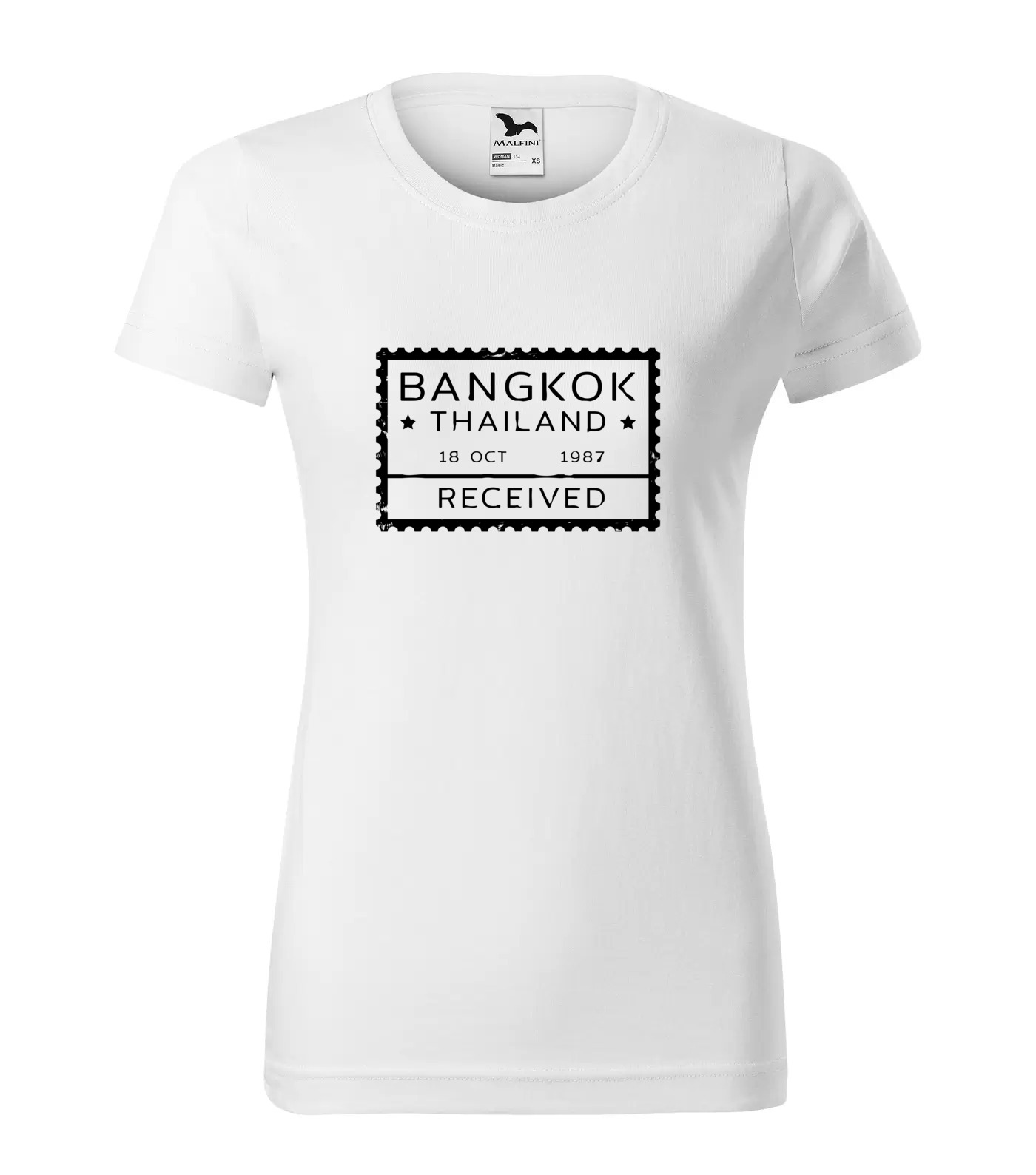 Tričko Bangkok